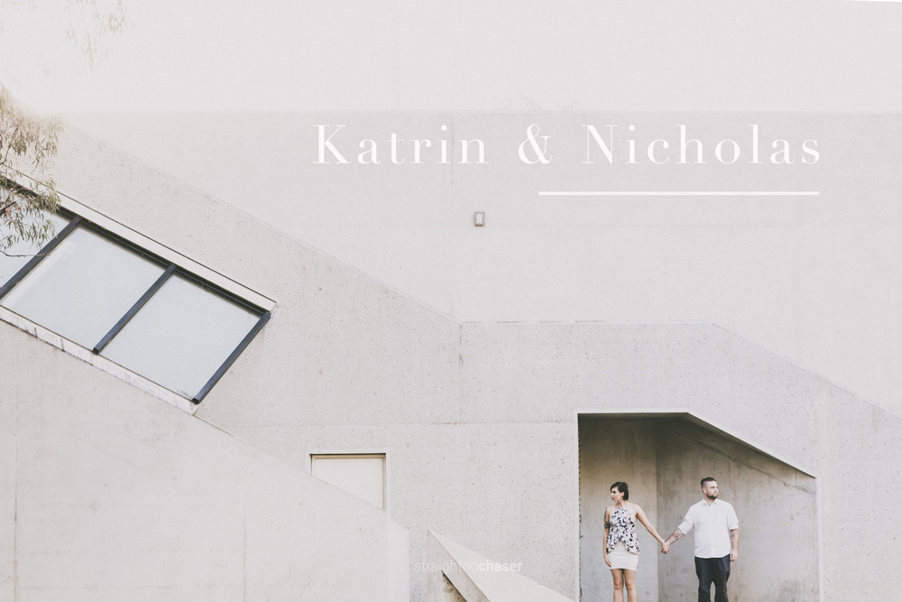 Canberra Engagement portraits- Nicholas and Katrin