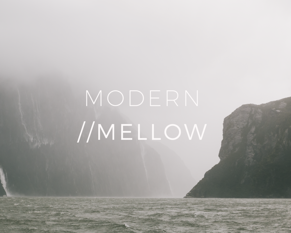 Modern/Mellow for Lightroom, analysis and walk-through