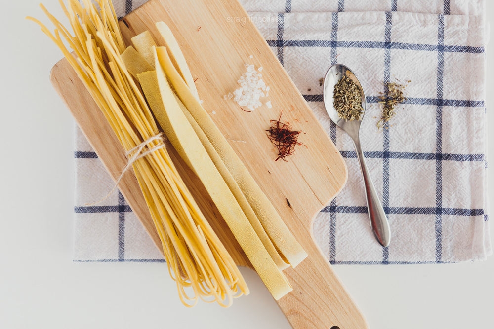 Flavoured pasta by Pasta People- Canberra food styling and photography
