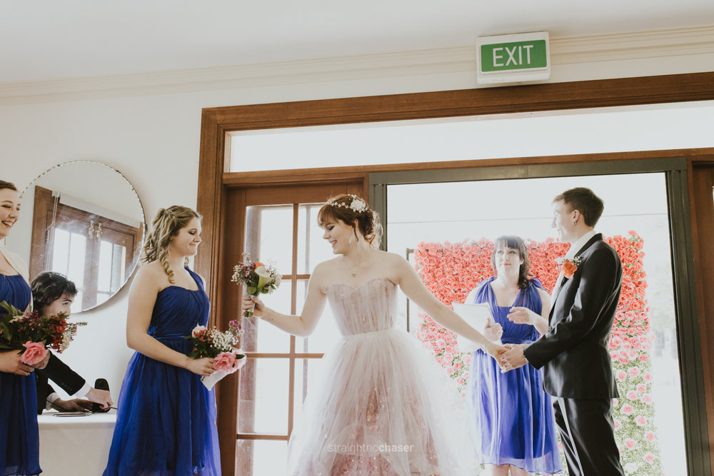 Aaron & Sam- Canberra wedding. Photography by Straight No Chaser