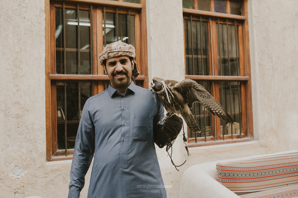 Falcon Souq Doha, Qatar: Honeymoon Travel Photos