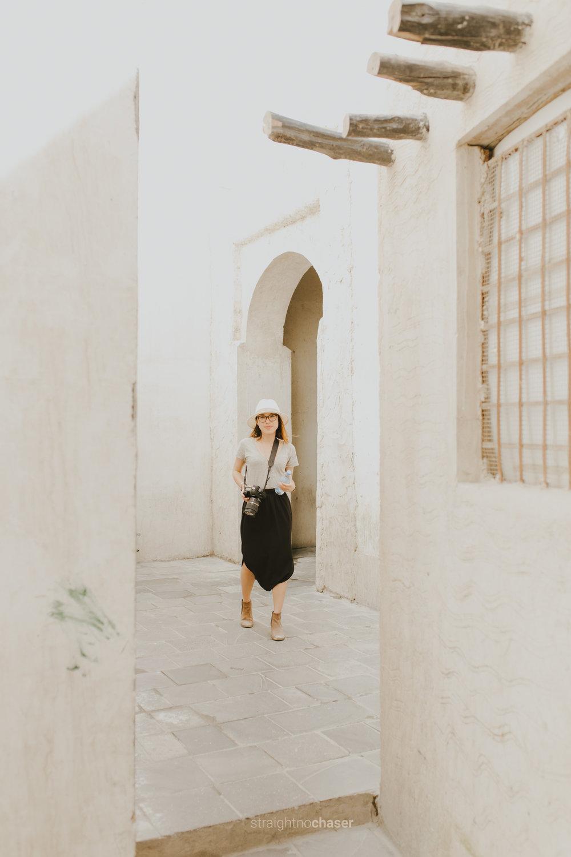 Souk Waqif: Doha, Qatar travel portrait