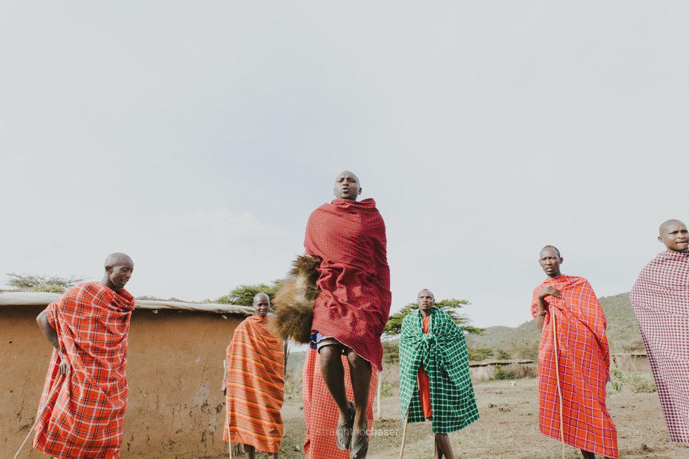 Masai village- Masai Mara Kenya