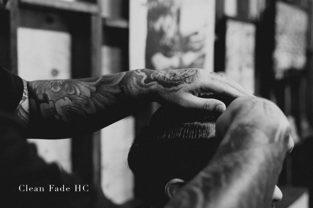 BW Filmic Fade Hipster Barber Lightroom Presets StraightNoChaserPix