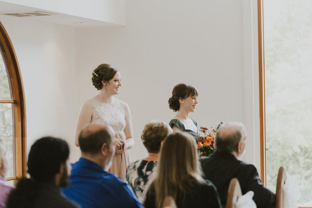 Reece and Sarah Gold Creek Wedding Canberra Autumn