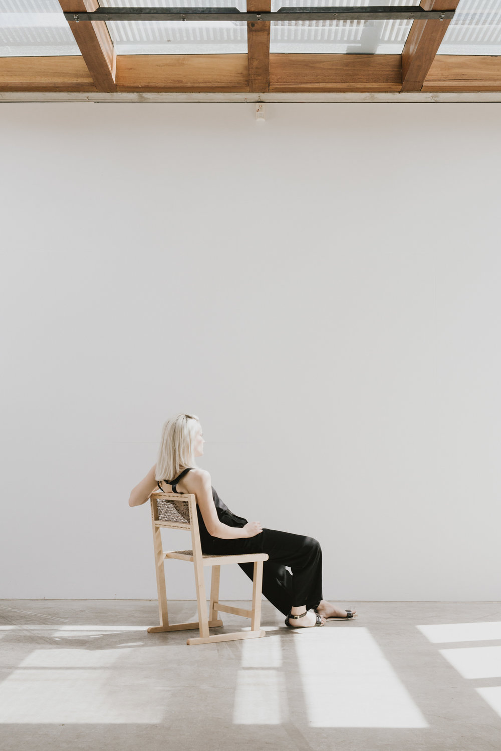 Furniture design minimalist editorial by Jenny Wu