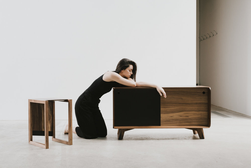 Authenticity in design: Canberra based furniture design and fashion editorial