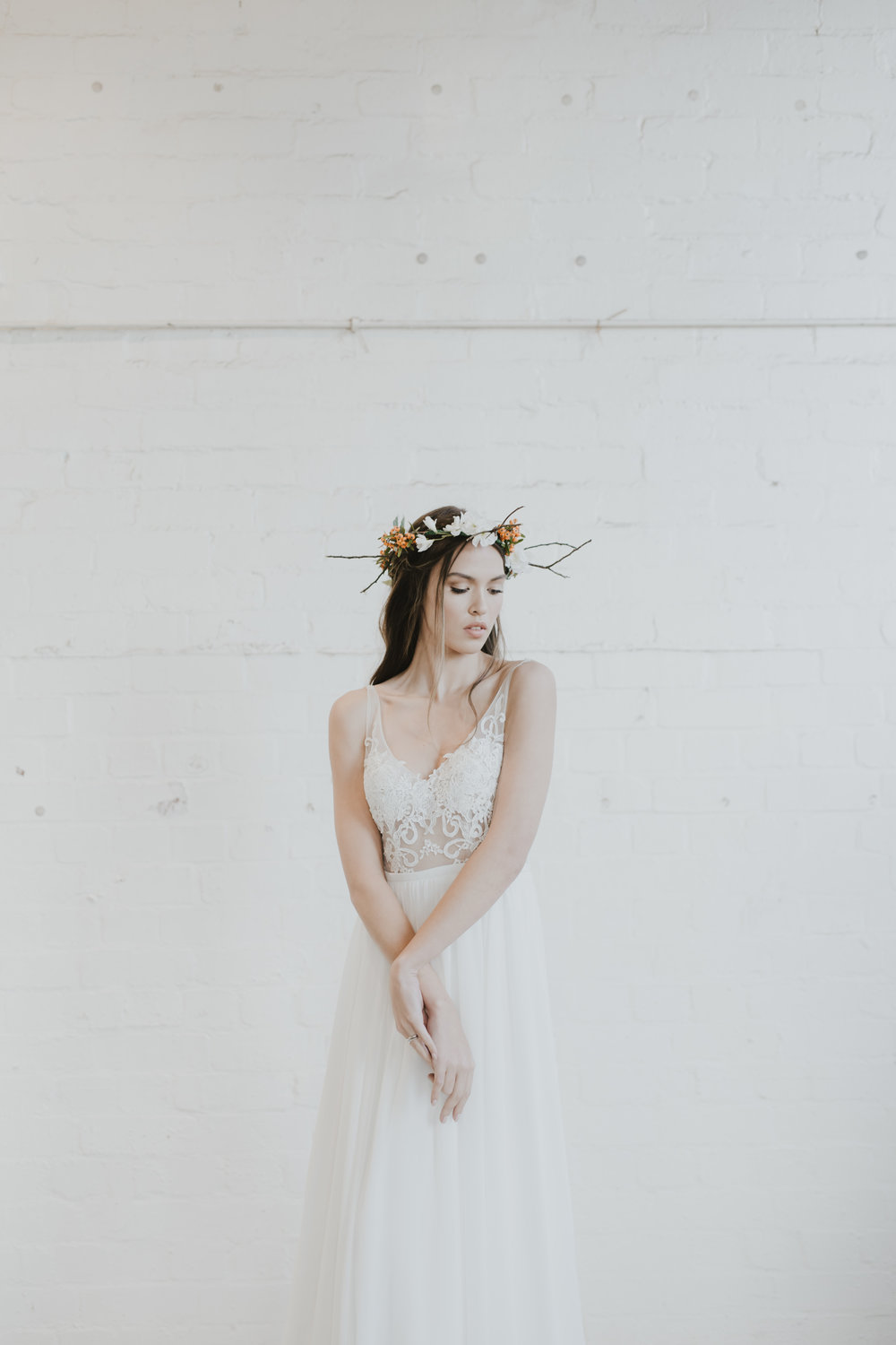 Sinead Boho Bridal Editorial Canberra- Jenny Wu Photography