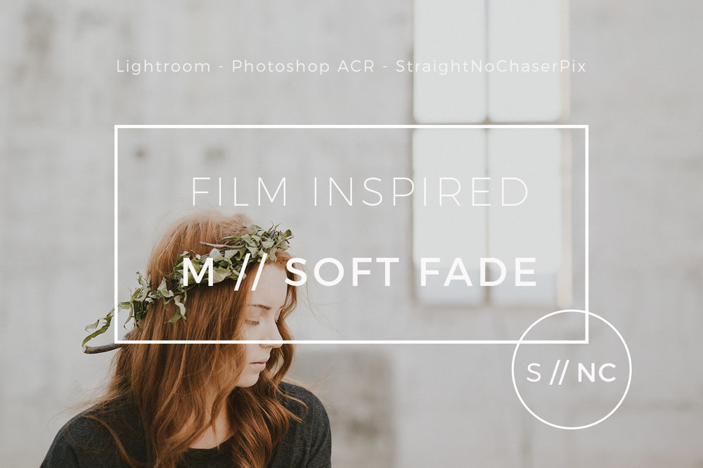 M5 Soft Fade Lightroom Preset