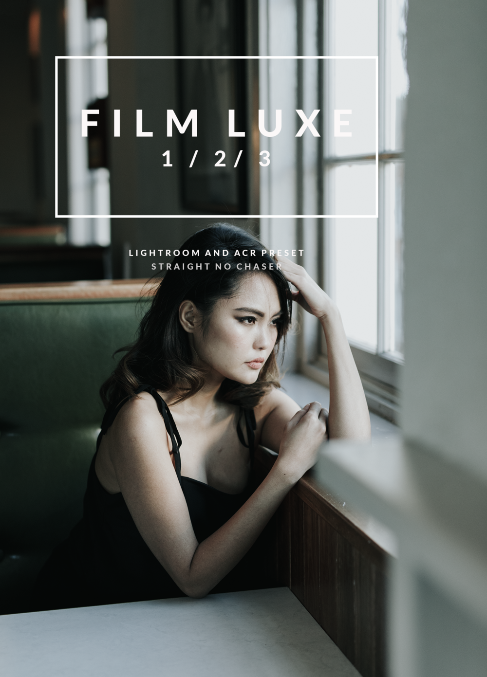 Film Luxe- A cool toned cinematic Lightroom and Photoshop ACR preset