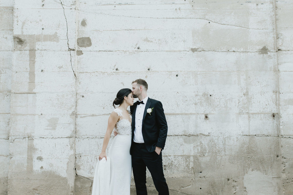 Fitters' Workshop Wedding Reception Canberra Photography by Jenny Wu Straight No Chaser
