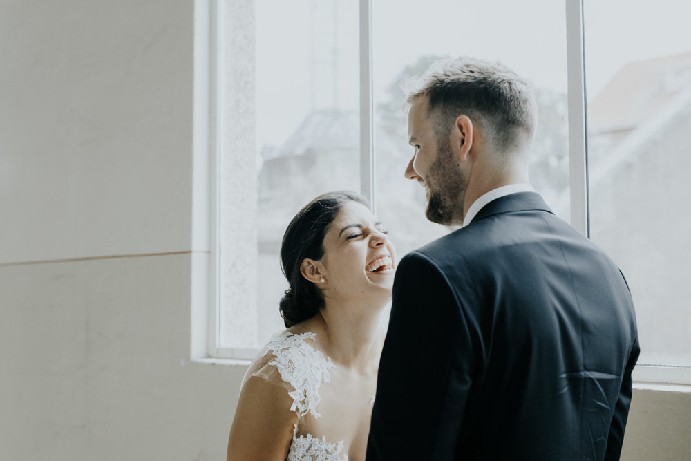 Kingston Fitters' Workshop Wedding- Photography by Jenny Wu