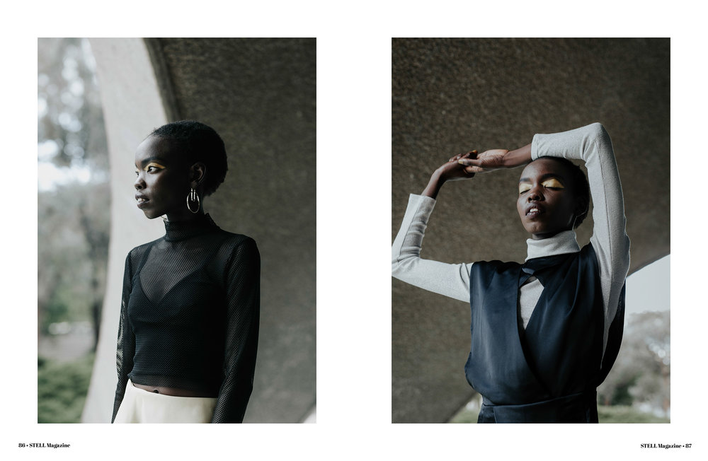 Brave New World: Editorial for Stell Magazine - Photography by Fashion Photographer Jenny Wu Straight No Chaser PHotography