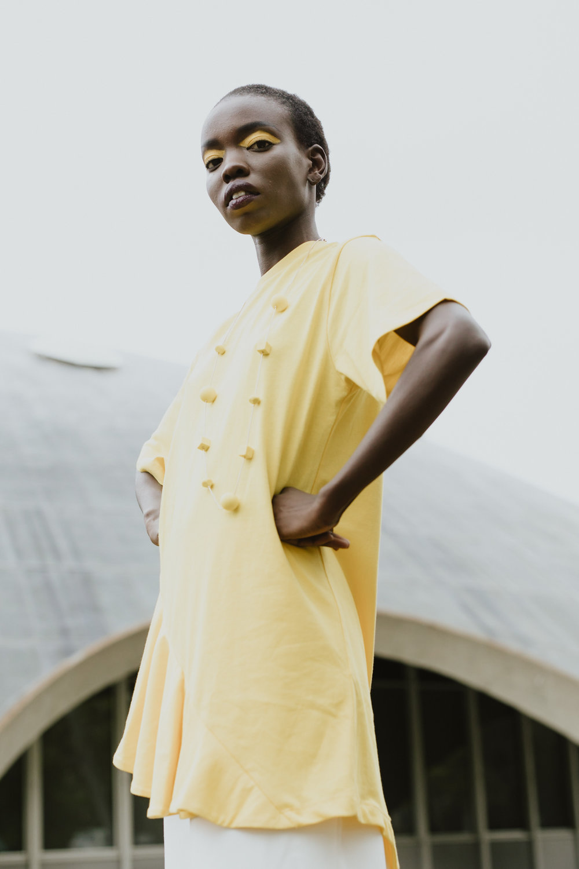 ANU Shine Dome- Brave New World Editorial Jenny Wu Canberra Fashion Photographer for Stell magazine