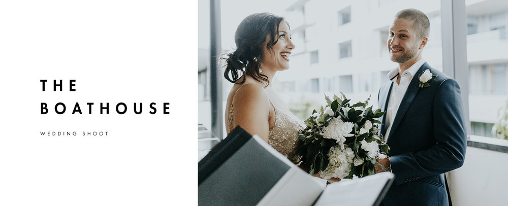 Intimate Boathouse Canberra Wedding - Jenny Wu Straight No Chaser Photography