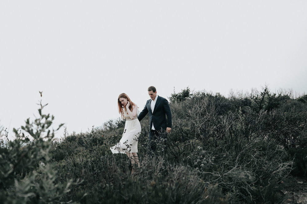 Moody Blue Mountains Elopement Photography Jenny Wu Straight No Chaser