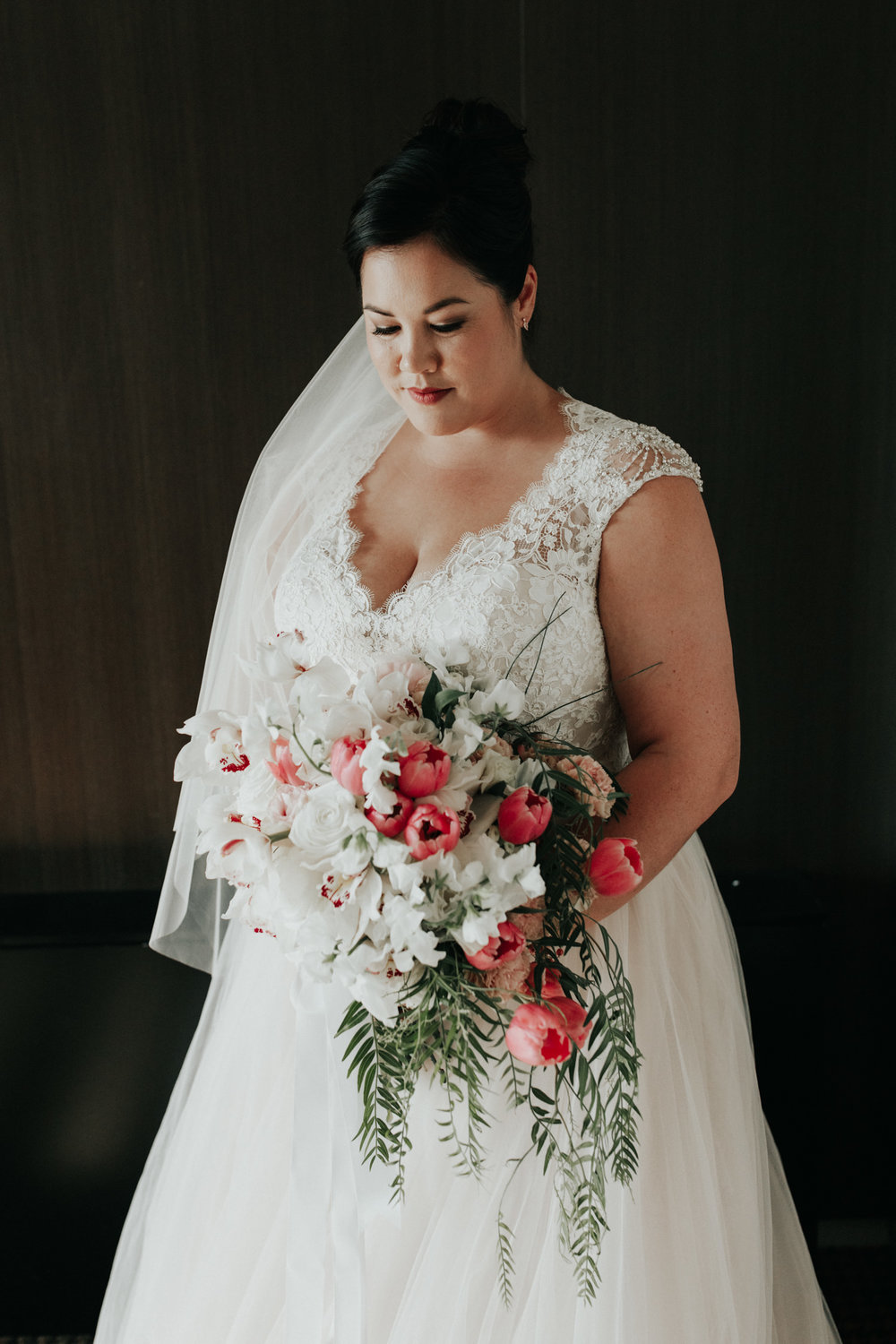 Moxom and Whitney Bouquet, Boathouse Wedding Canberra - Photography by Jenny Wu Straight No Chaser