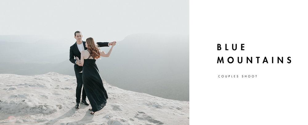 Blue Mountains Elopement Wedding Photographer Jenny Wu