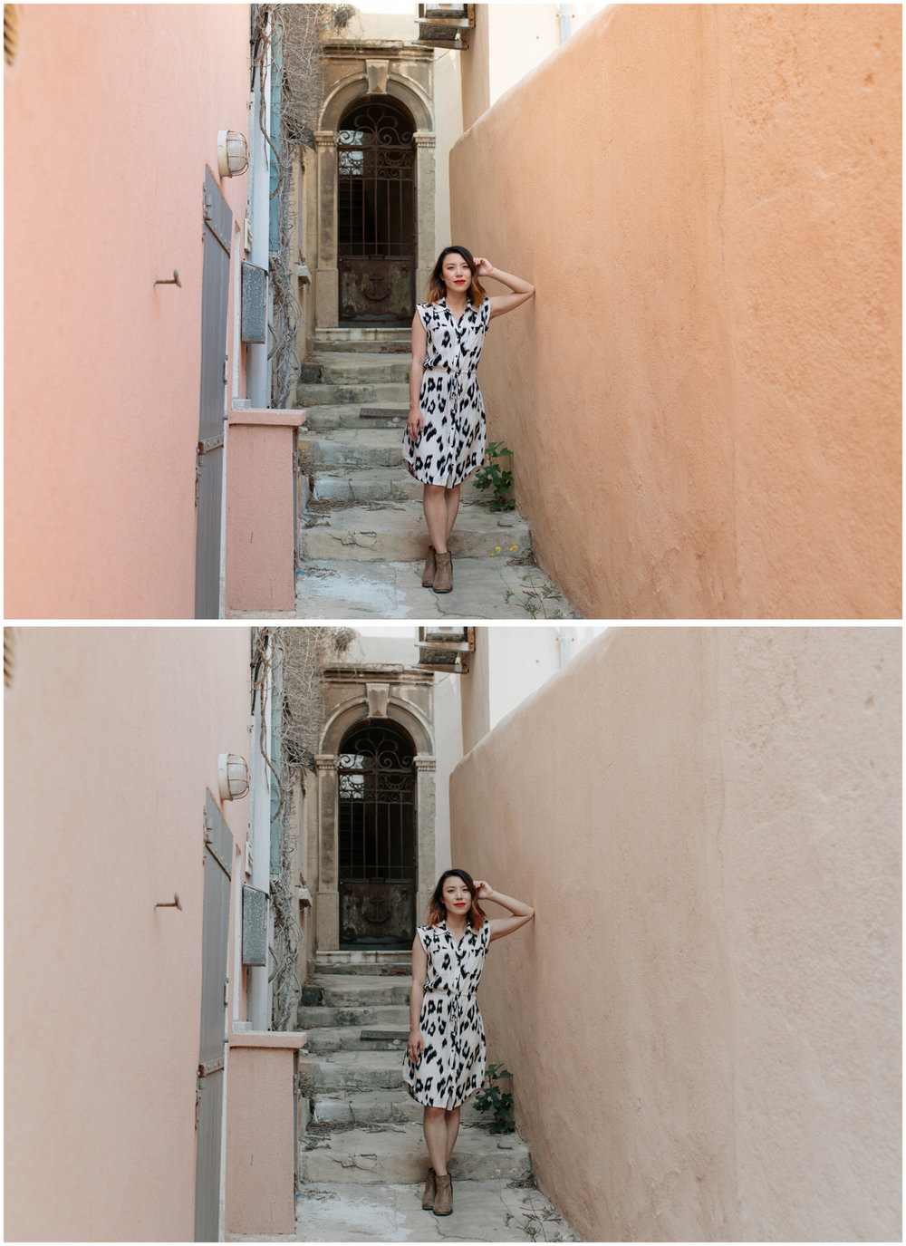 Blush Lightroom and Photoshop Preset- Fashion, Travel, Blogging