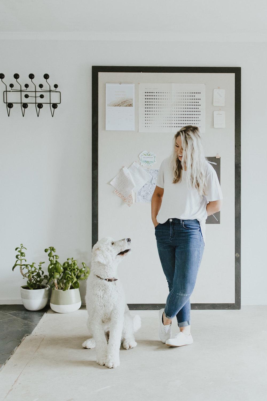 Meg Campbell - Interior Designer / Neon White Design