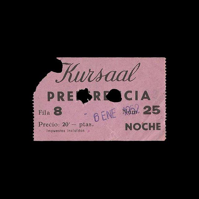 — 🎟 Kursaal 📍 Spain (?) 🎥 — 🗓 1952