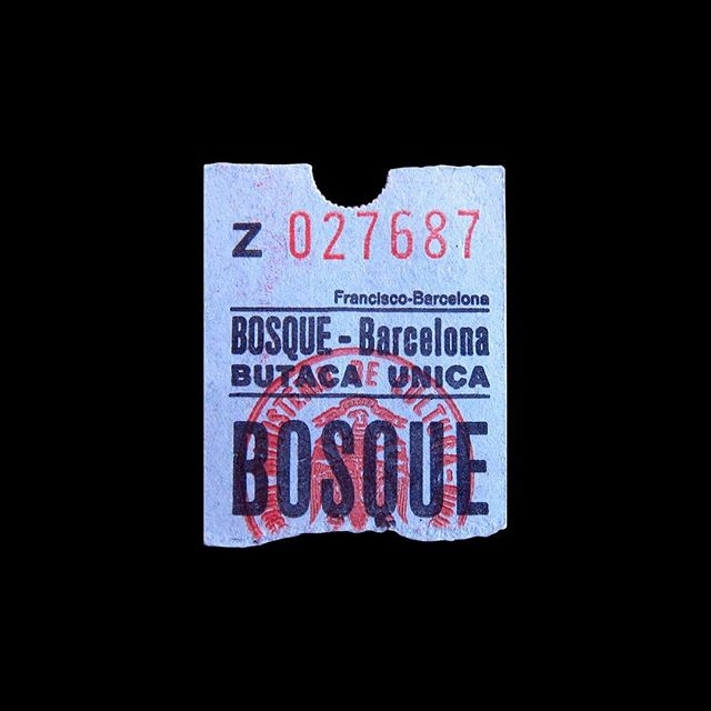 — 🎟 Bosque 📍 Barcelona, Spain 🎥 — 🗓 ~1970s