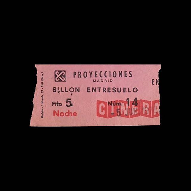 — 🎟 Proyecciones 📍 Madrid, Spain 🎥 — 🗓 1976
