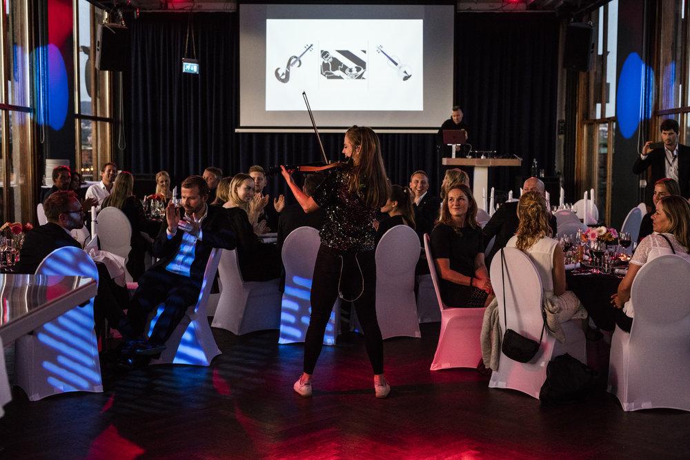 Nilsen event -