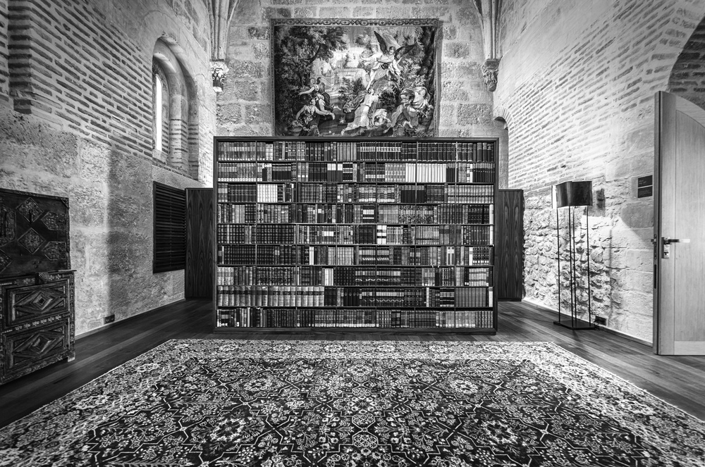 Abadia Retuerta Libreria.jpg
