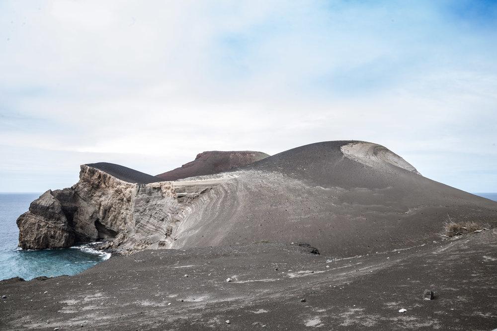 Vulcão dos Capelinhos I