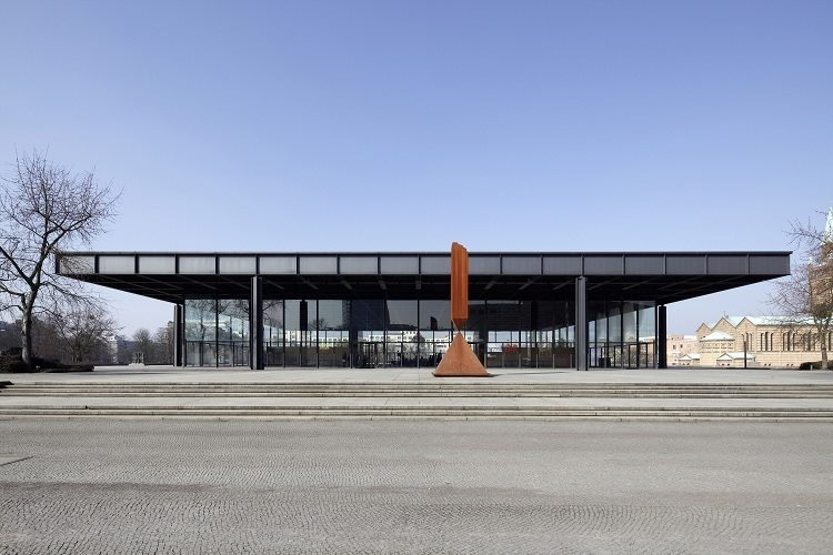 Mies' Neue Nationalgalerie