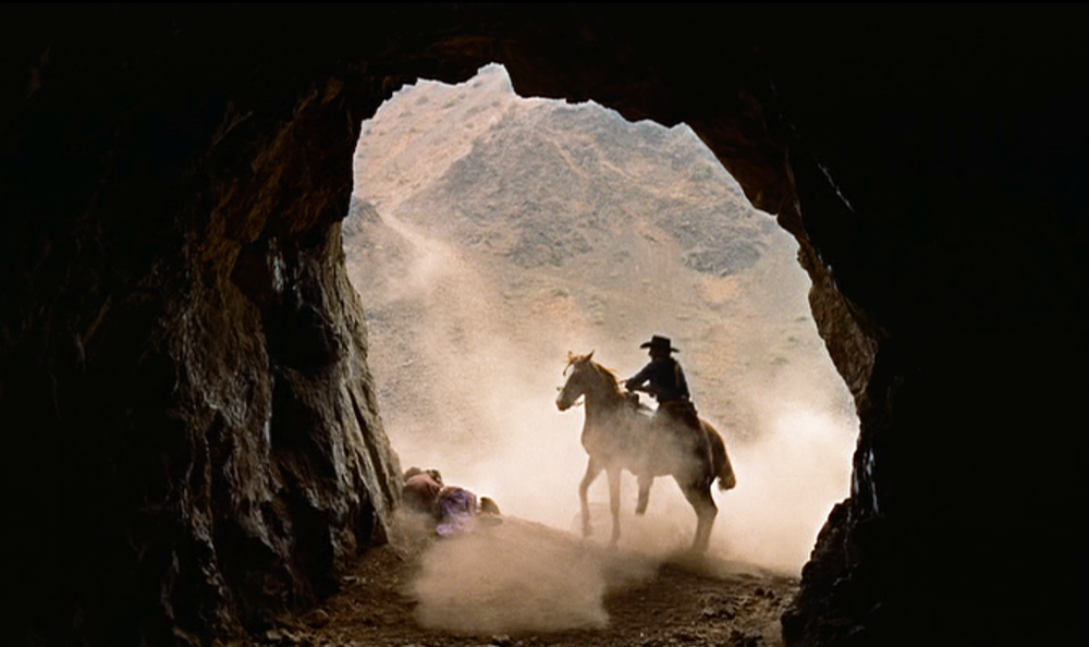 Film stills from The Searchers(John Ford, USA,1956). Released by Warner Bros.