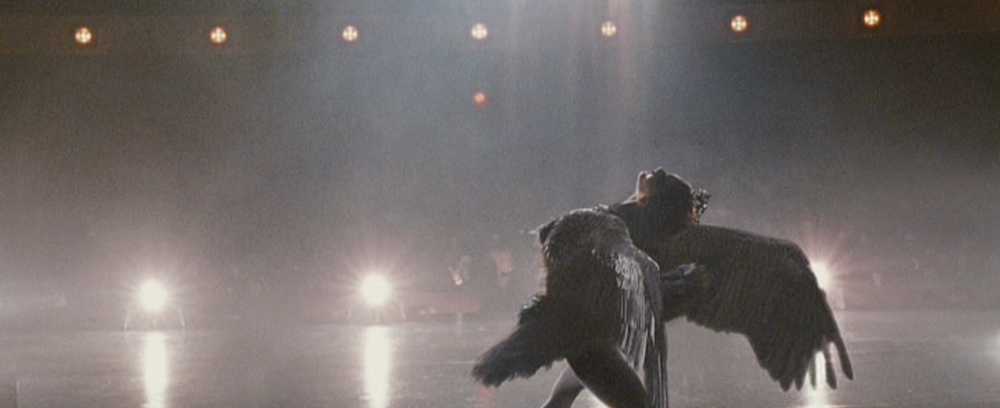 Film still from Black Swan (2010,Darren Aronofsky)