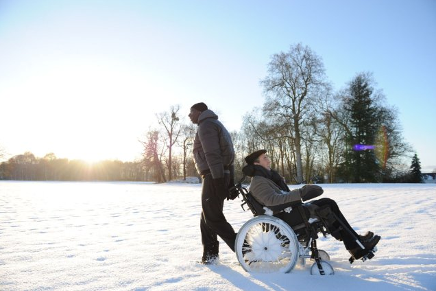 The Intouchables (2011, Eric Toledano, Olivier Nakache)