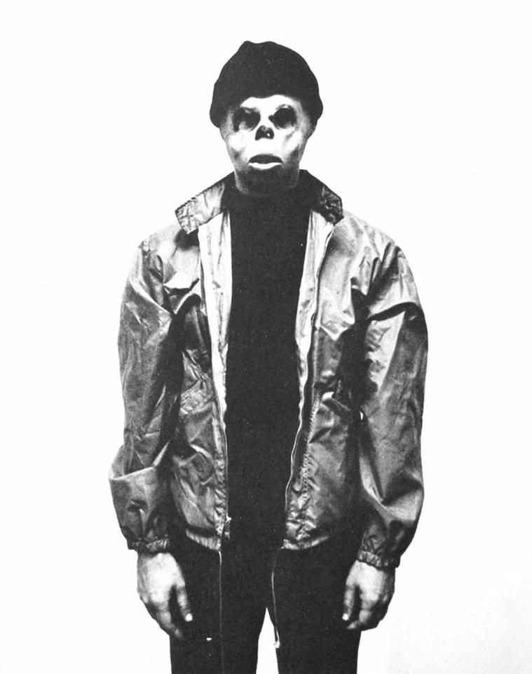 Image credits: John Duncan, 'Scare', 1976