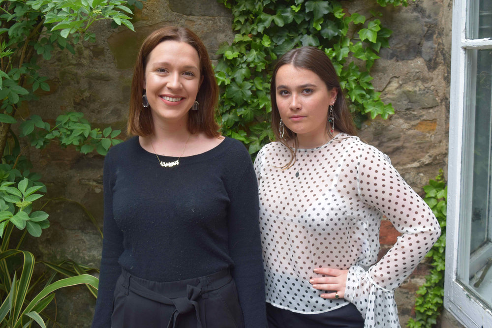 Georgina Marriott and Eliza Rennie // Co-Directors