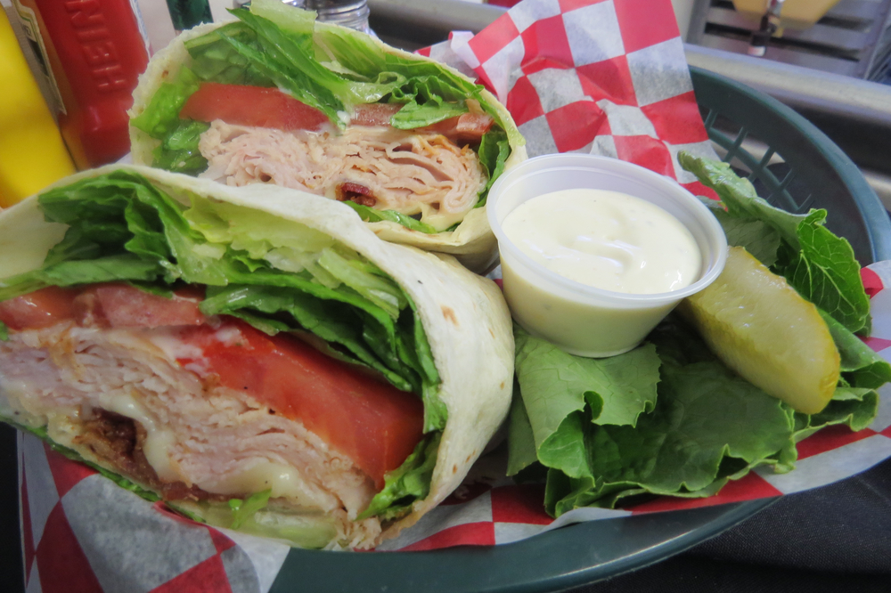 WRAPS   You'll love our wraps!