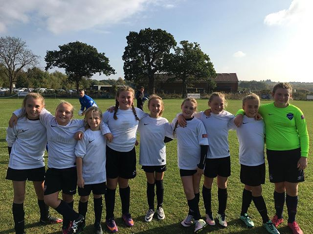 Second game for @BHFC_lionesses in two days. Great game against Colebrook Royals @buckhurst_hillfc