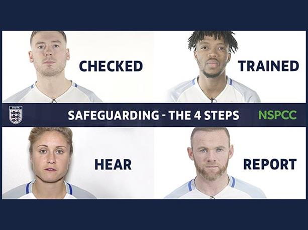 Buckhurst Hill FC are proud to support the FAs 'Four steps to safeguarding your child' programme in association with the NSPCC.    As part of The FA's role in aiming to do everything it can to support a safe and enjoyable framework for football, a new film has been made outlining the four key steps to safeguarding.