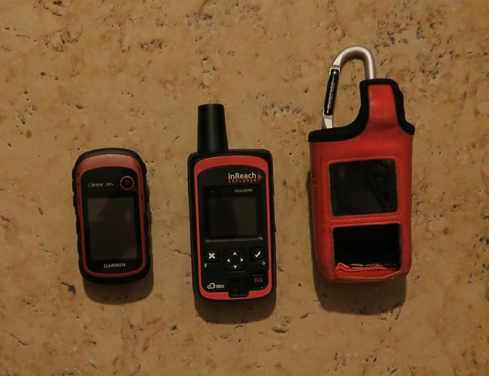GPS tracking gear