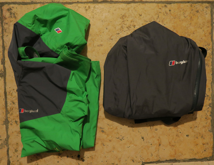 Berghaus Waterproofs