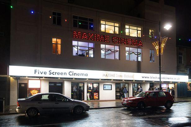 Maxime Cinema - 01495 225750196 High Street, Blackwood, NP12 1AH