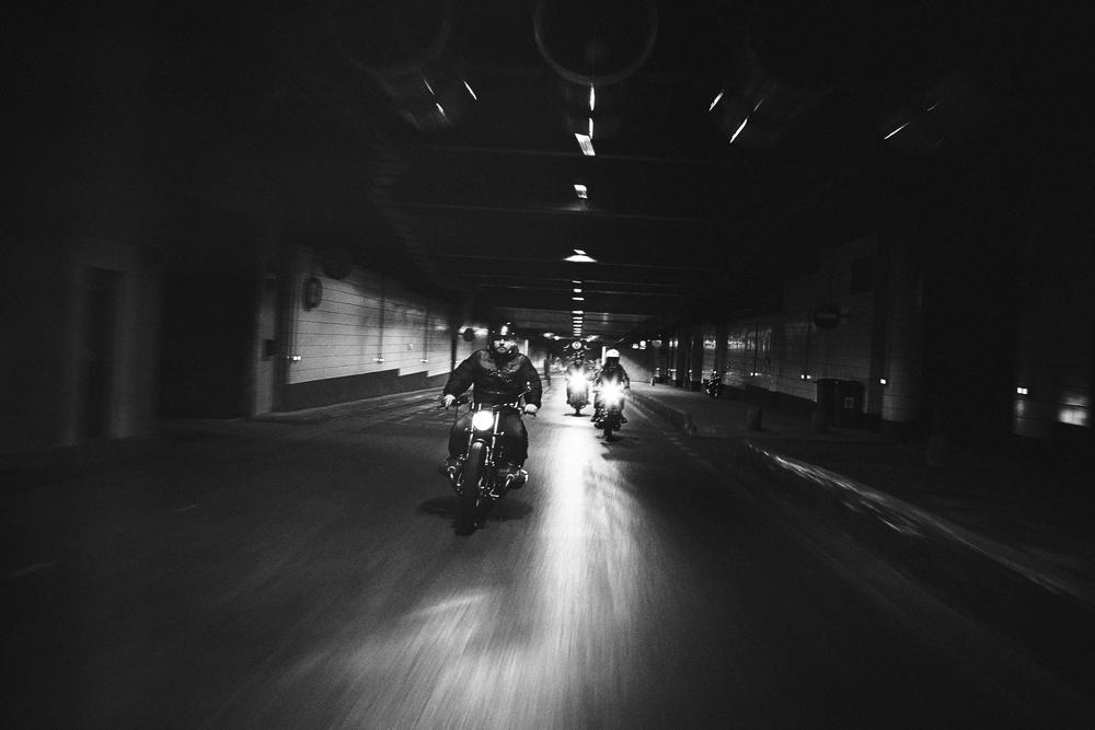 Clutch Crew Ride - 2014