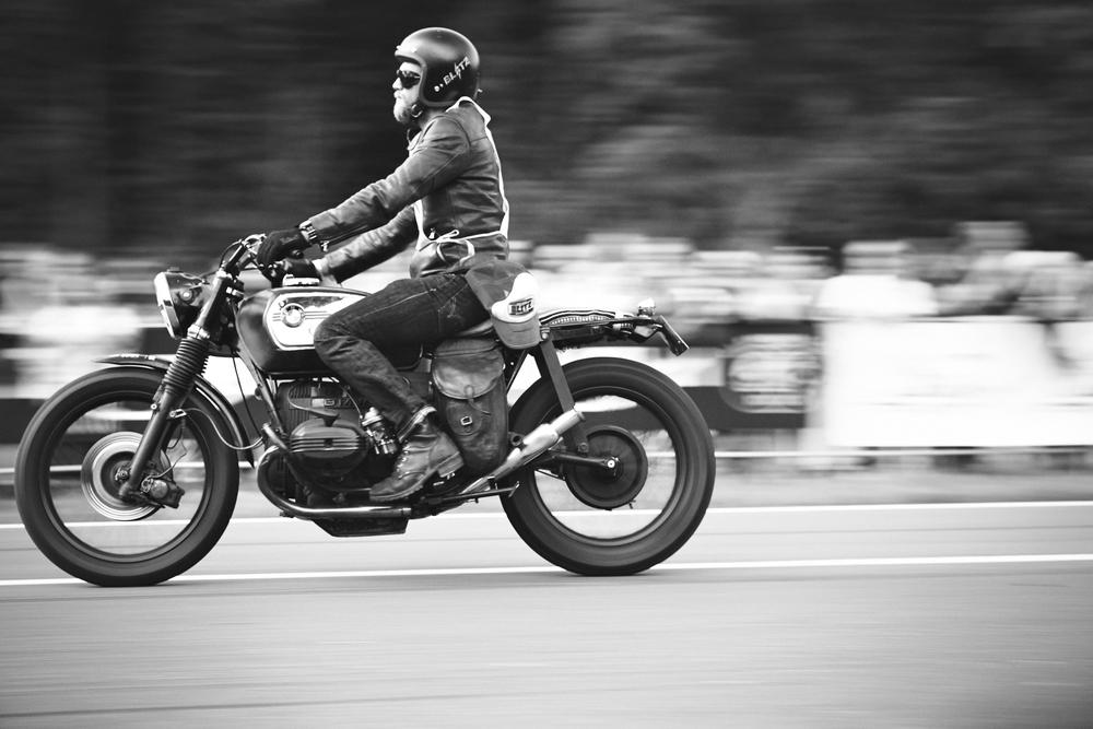 Hugo Jezegabel - Blitz Motorcycles - 2014