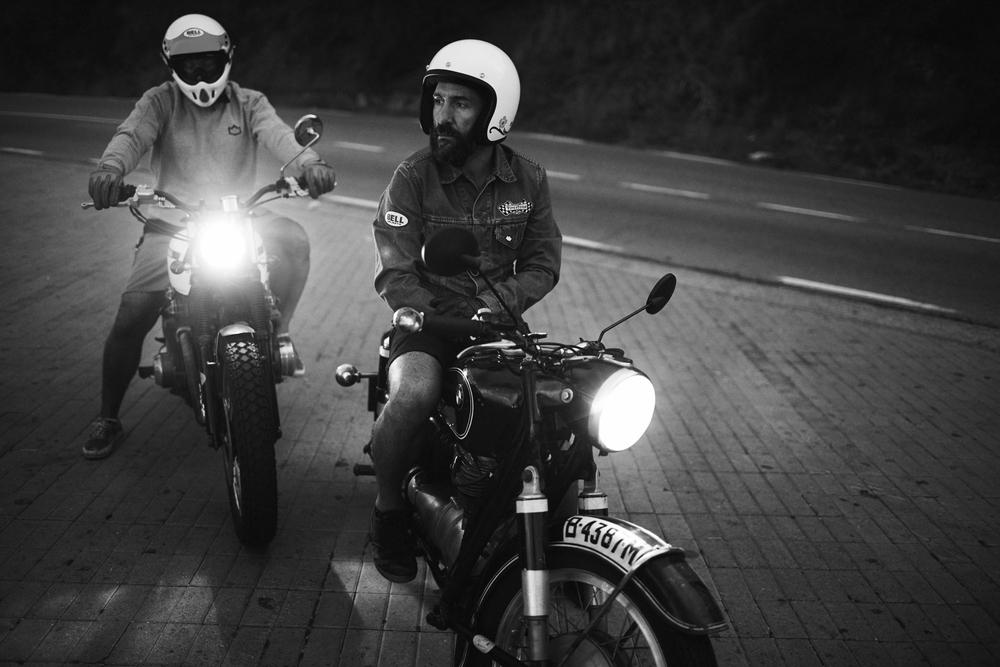 Corona Motorcycles - Barcelona - 2015