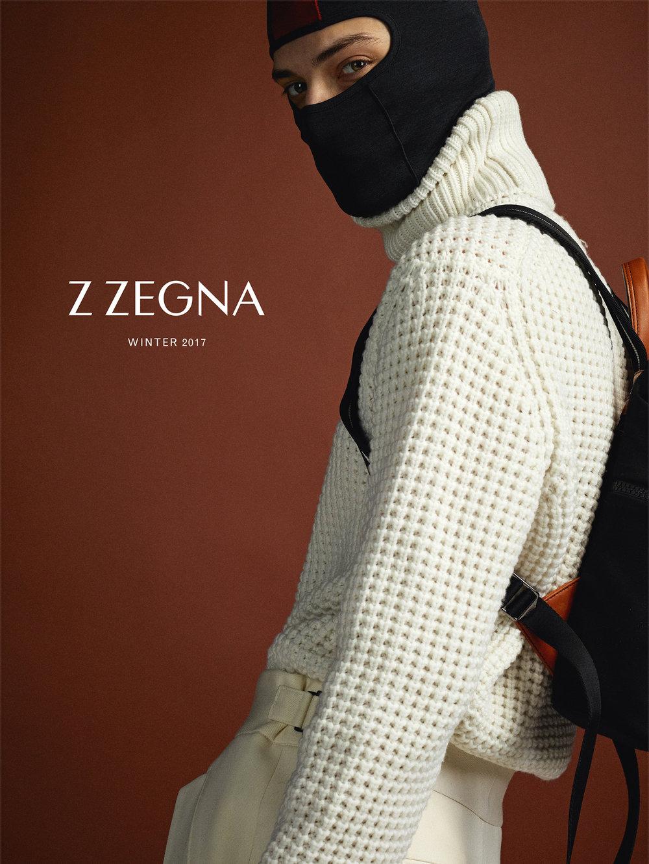 Z ZEGNA - FALL/WINTER 17