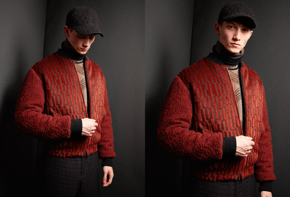 ZEGNA COUTURE Fall/Winter 18