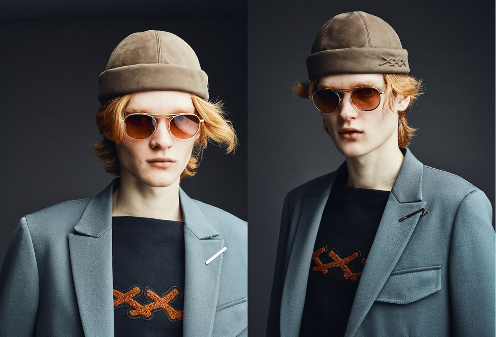 ZEGNA COUTURE - WINTER 18