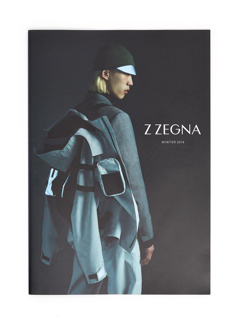 Z ZEGNA - FALL/WINTER 19