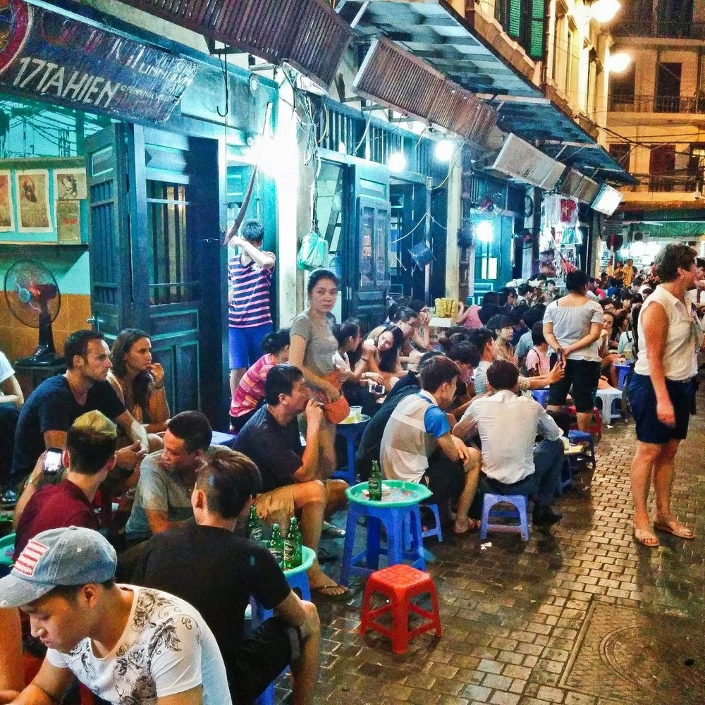 Food Safety Regulations and Street Food Culture Collide in Southeast Asian Cities